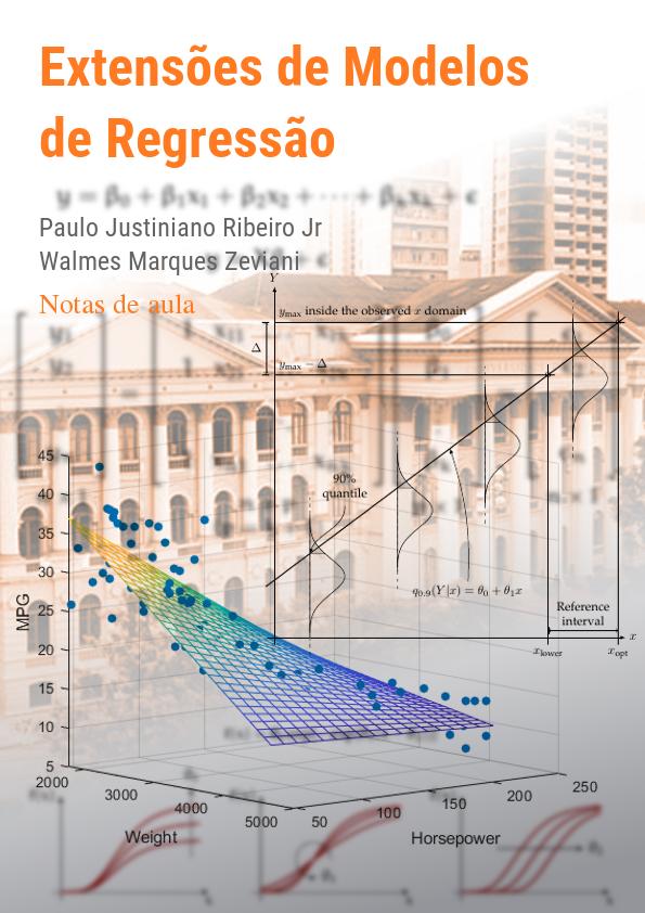 Extensões de Modelos de Regressão (CE 092)